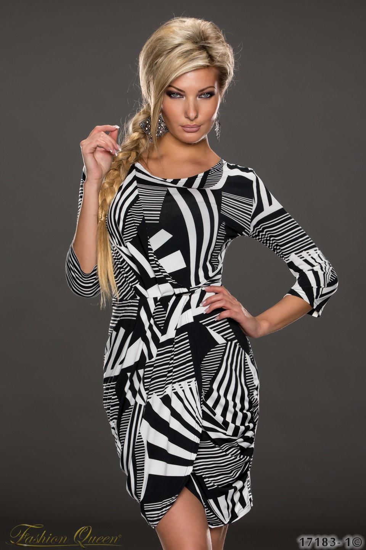 d6588d9701fd Fashion Queen - Dámske oblečenie a móda - Šaty s trojštvťovým rukávom