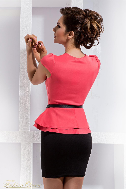 4ef2048166d7 Fashion Queen - Dámske oblečenie a móda - Elegantné šaty s krátkym ...