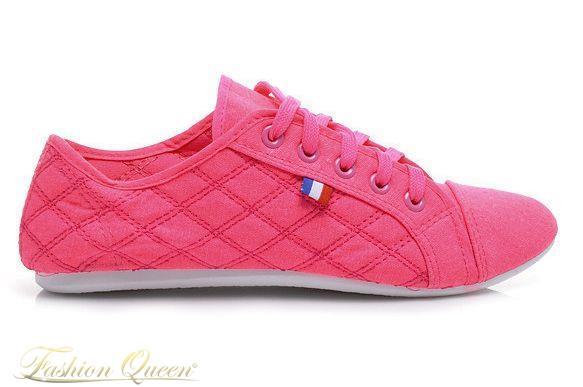 a9f95b238886a Fashion Queen - Dámske oblečenie a móda - Ružové tenisky
