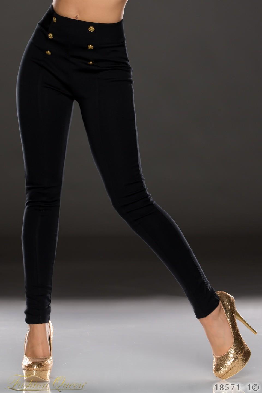 9ceb5054e43e Fashion Queen - Dámske oblečenie a móda - Nohavice s vysokým pásom