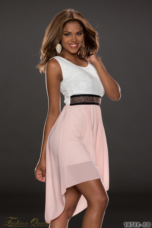 94b4b431ed40 Fashion Queen - Dámske oblečenie a móda - Letné šaty asymetrické