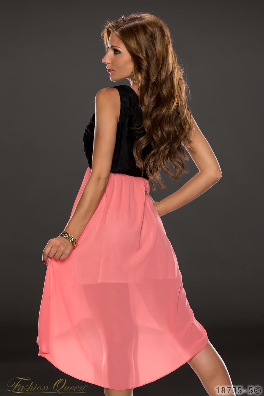d7e3e350ec96 Fashion Queen - Dámske oblečenie a móda - Šaty na ramienka asymetrické