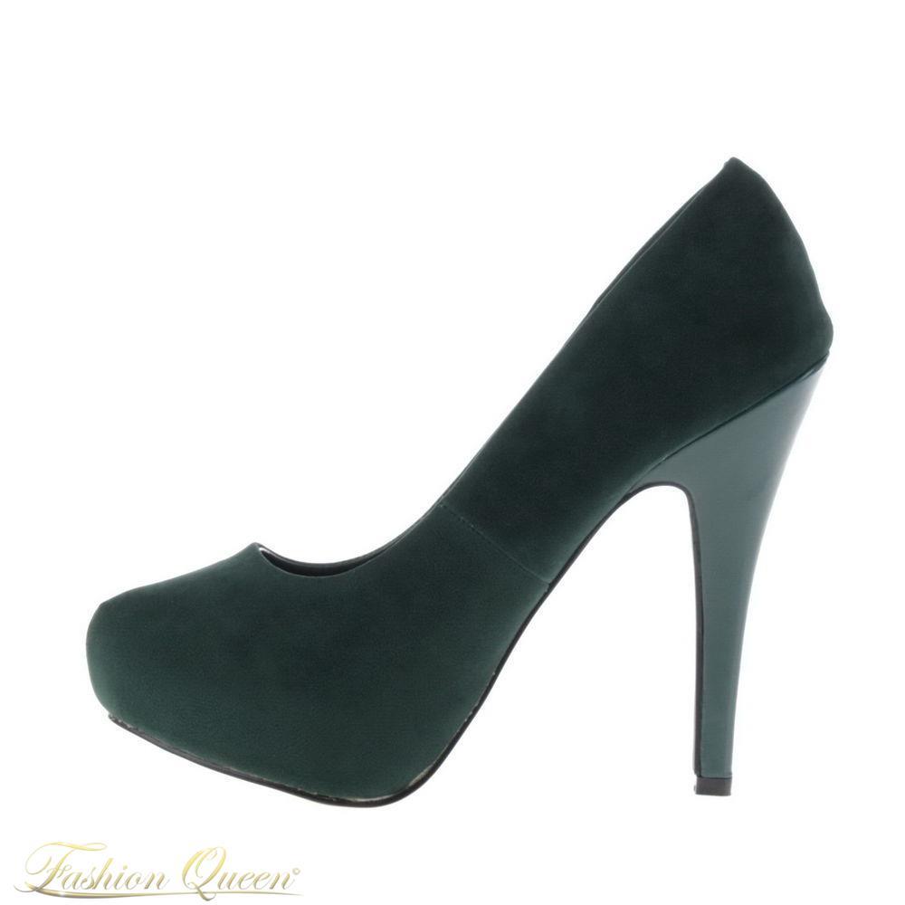 05f68b45eb Fashion Queen - Dámske oblečenie a móda - Lodičky zelené