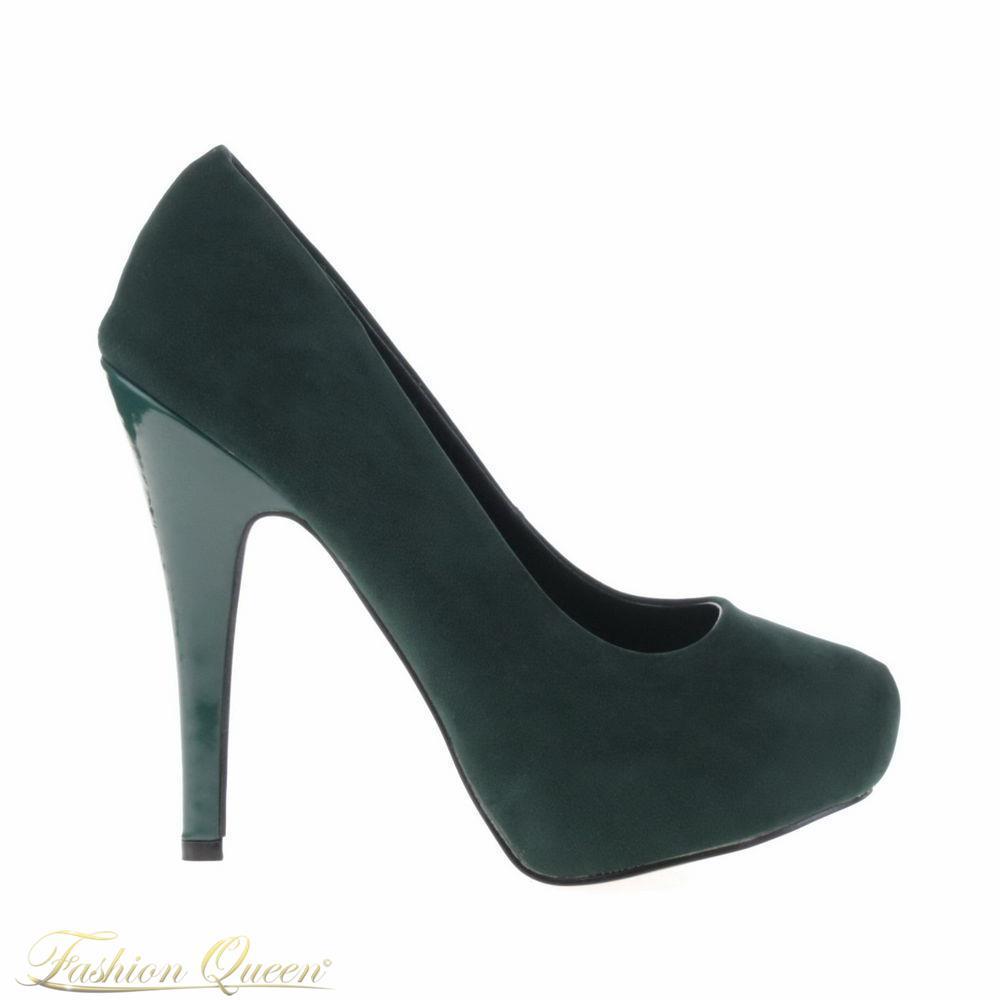 44754f9cf Fashion Queen - Dámske oblečenie a móda - Lodičky zelené