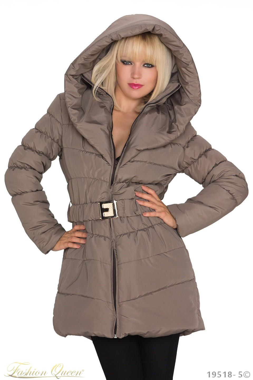 Fashion Queen - Dámske oblečenie a móda - Vetrovka predĺžená e3cd3b1d6b8