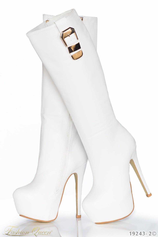 1bd571b73c Fashion Queen - Dámske oblečenie a móda - Vysoké čižmy