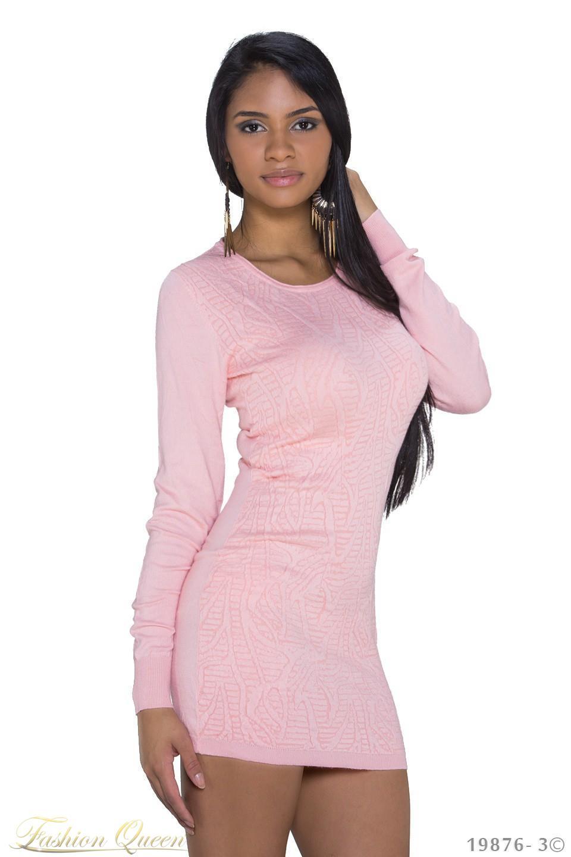 2ee96c971896 Fashion Queen - Dámske oblečenie a móda - Jednofarebný pulóver