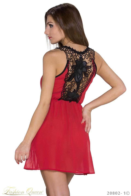 8634477bf6db Fashion Queen - Dámske oblečenie a móda - Letné minišaty s čipkou