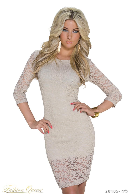 e343d5d11e2b Fashion Queen - Dámske oblečenie a móda - Čipkované šaty