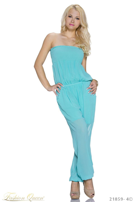 835c7c11a18d Fashion Queen - Dámske oblečenie a móda - Dlhý jednofarebný overal