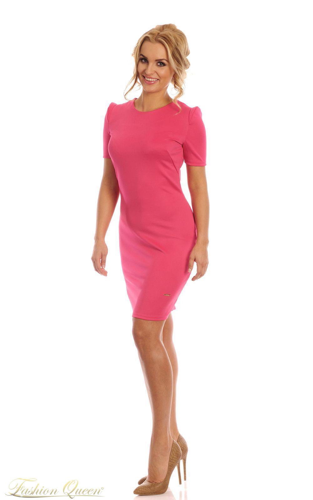 fd480e3b88ef Fashion Queen - Dámske oblečenie a móda - Elegantné šaty s rukávom