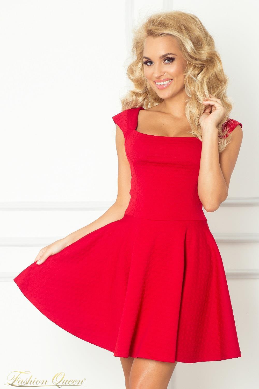 Fashion Queen - Dámske oblečenie a móda - Áčkové šaty 0040d80e5a5
