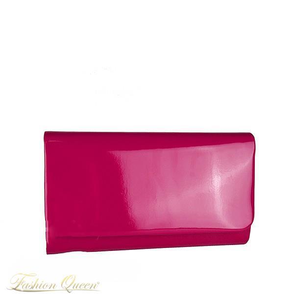 b14fe7d83e Fashion Queen - Dámske oblečenie a móda - Ružová listová kabelka