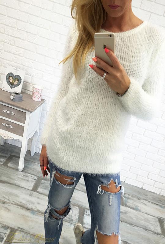23fe5b9ec9de Fashion Queen - Dámske oblečenie a móda - Vlnený sveter