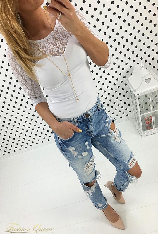 b58138bcf44d Fashion Queen - Dámske oblečenie a móda - Čipkované body