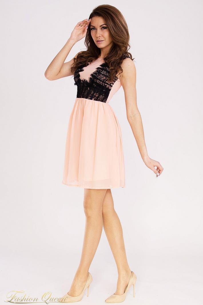 2e54621089d4 Fashion Queen - Dámske oblečenie a móda - Krátke spoločenské šaty