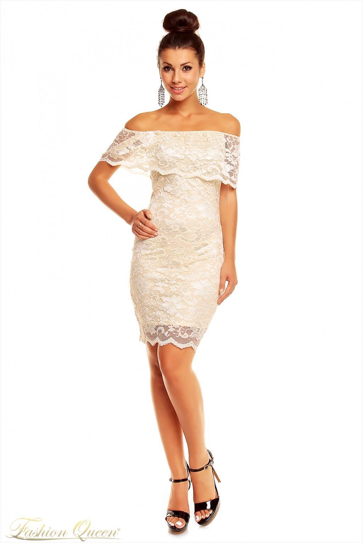 8e5ba5674 Fashion Queen - Dámske oblečenie a móda - Čipkované šaty
