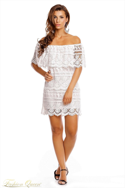 a1b93d7941c3 Fashion Queen - Dámske oblečenie a móda - Letné šaty čipkované