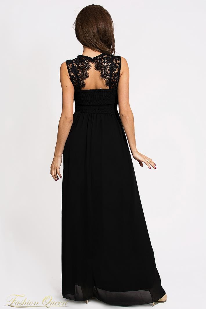 0e076838fba1 Fashion Queen - Dámske oblečenie a móda - Čierne spoločenské šaty