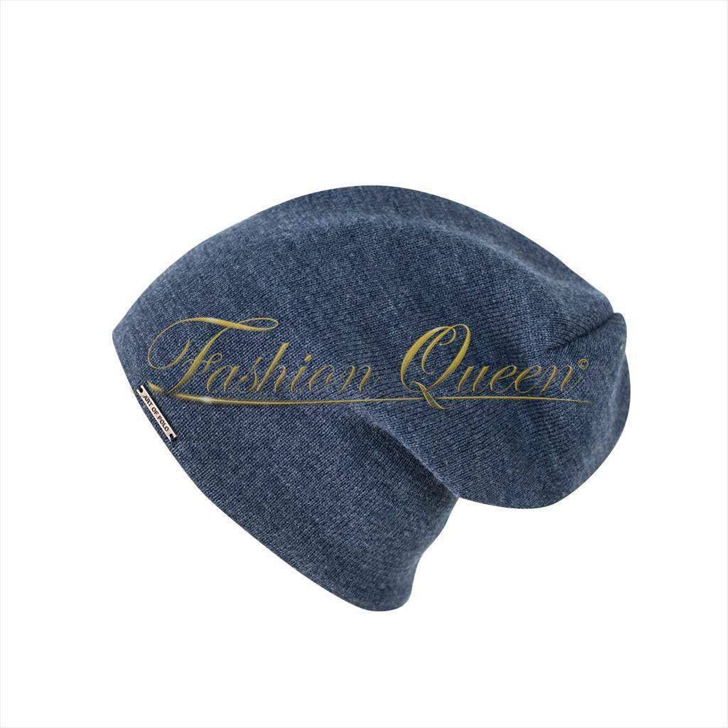 """f880a317f Fashion Queen - Dámske oblečenie a móda - Teplá čiapka """"šmolko"""""""