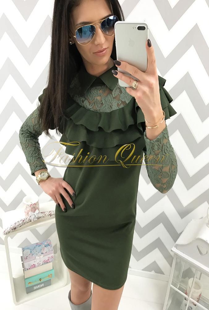 e24afa5e3293 Fashion Queen - Dámske oblečenie a móda - Šaty s čipkou