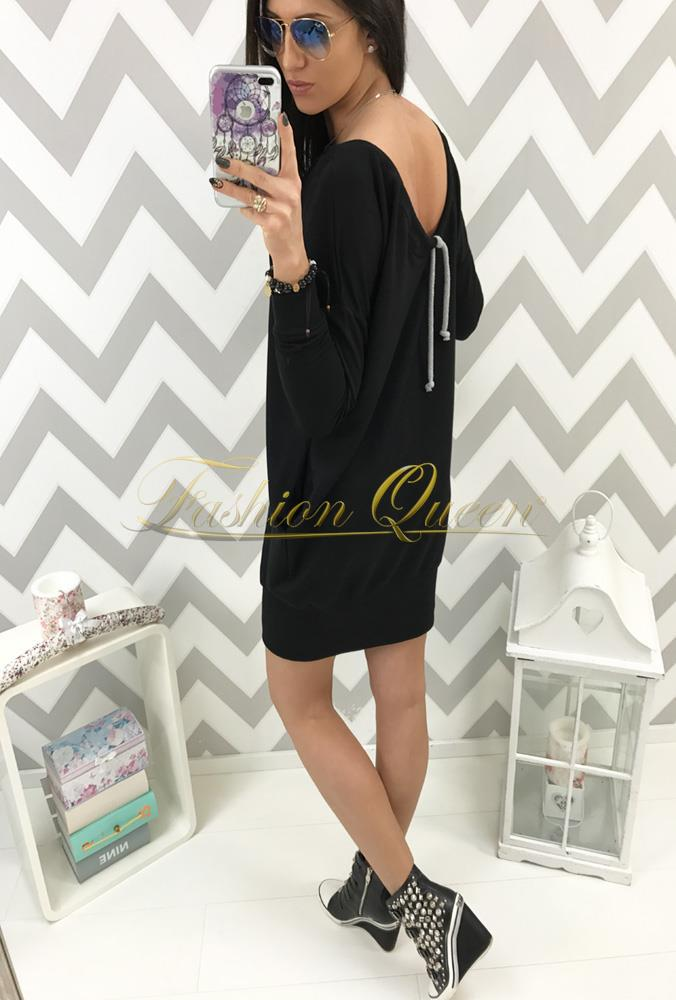 1f2da74464e8 Fashion Queen - Dámske oblečenie a móda - Oversize šaty s vreckami
