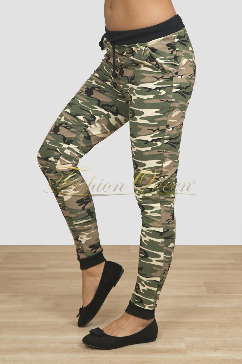 118b7edc9 Fashion Queen - Dámske oblečenie a móda - Maskáčové nohavice