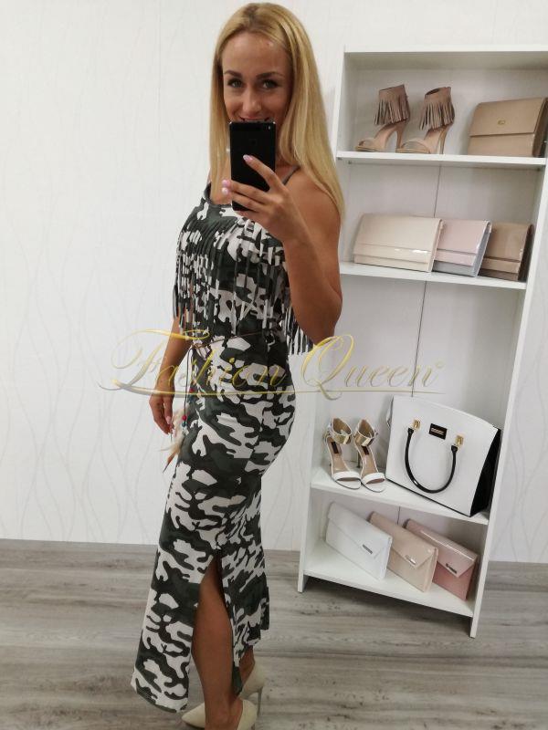 1575fe412066 Fashion Queen - Dámske oblečenie a móda - Maxi šaty
