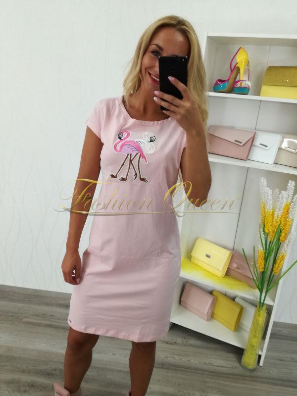 e08dfdcbb4cf Fashion Queen - Dámske oblečenie a móda - Šaty s plameniakmi