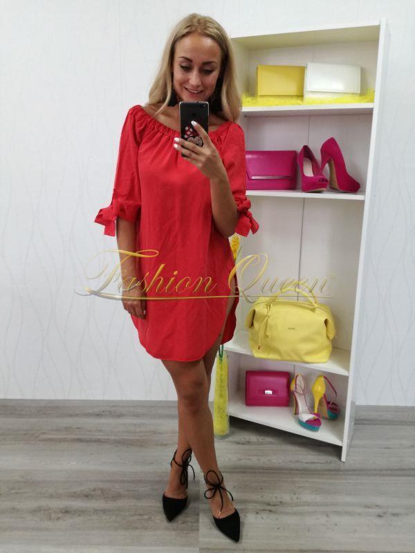 c182ed9782d9 Fashion Queen - Dámske oblečenie a móda - Červená tunika