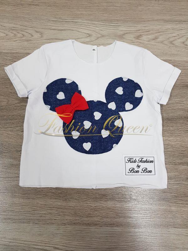 676fb5e1f455 Fashion Queen - Dámske oblečenie a móda - Tričko disney
