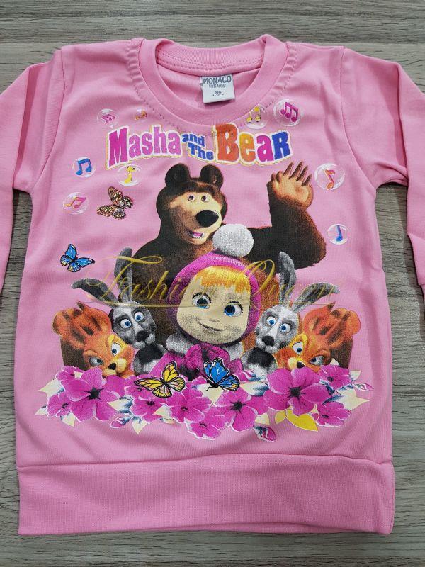 "22080af17bd7 Fashion Queen - Dámske oblečenie a móda - Mikina ""Máša a medveď"""