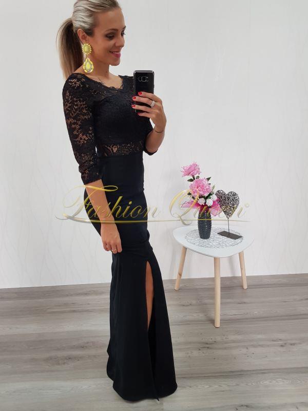 381069ab1f8d Fashion Queen - Dámske oblečenie a móda - Dlhé šaty s rukávom