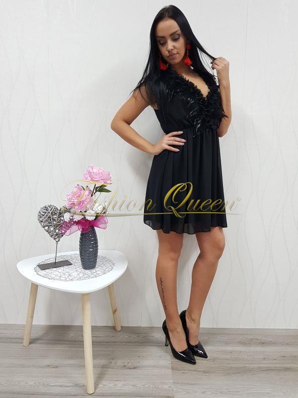 b1aec4f1a1e2 Fashion Queen - Dámske oblečenie a móda - Šaty s pierkami