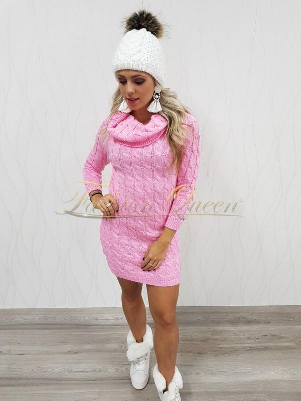 Fashion Queen - Dámske oblečenie a móda - Čiapka s pravou kožušinou 90b540d3b16