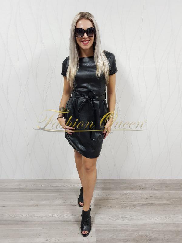 49fb590730f2 Fashion Queen - Dámske oblečenie a móda - Kožené šaty
