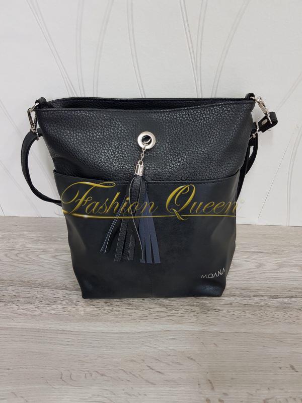 829f21f43 Fashion Queen - Dámske oblečenie a móda - Kabelka so strapcom