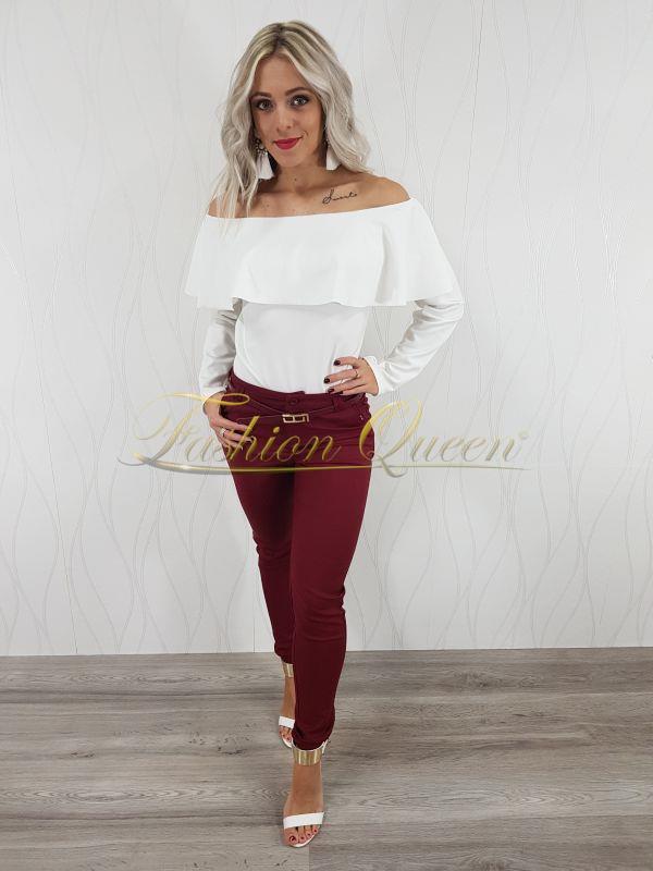 bfae7f9e87ce Fashion Queen - Dámske oblečenie a móda - Body s volánom