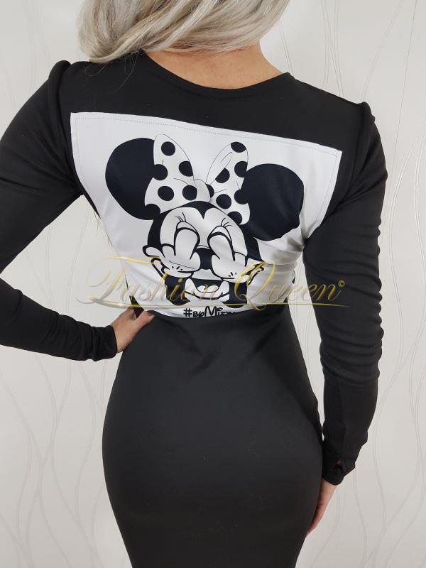 """8f57b8d6e406 Fashion Queen - Dámske oblečenie a móda - Vypasované šaty """"MINNIE"""""""