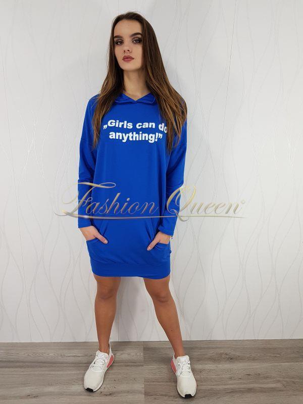 Fashion Queen - Dámske oblečenie a móda - Dlhá mikina 4bbf73c85f4