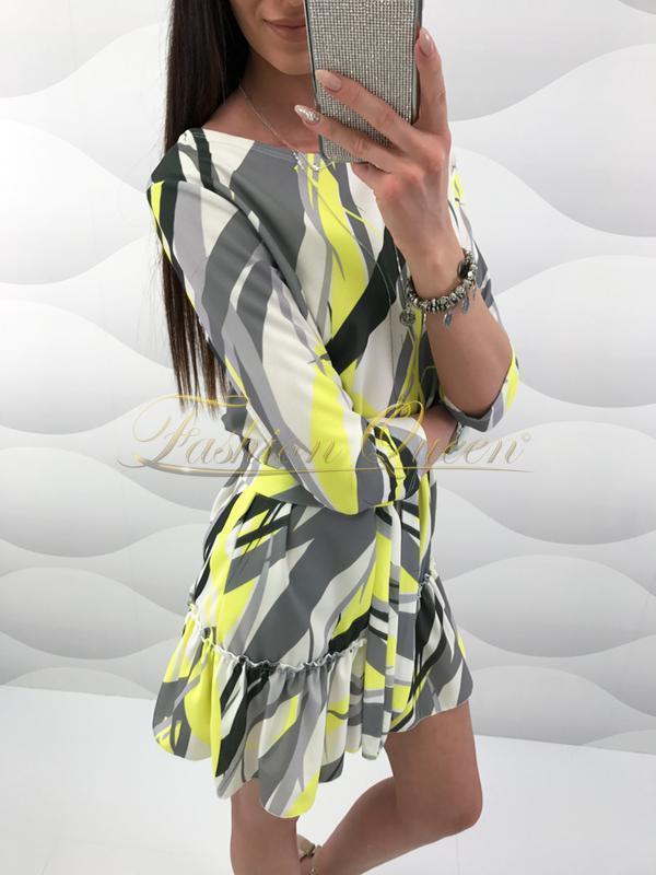 Fashion Queen - Dámske oblečenie a móda - Vzorované šaty 8c2ef9009df