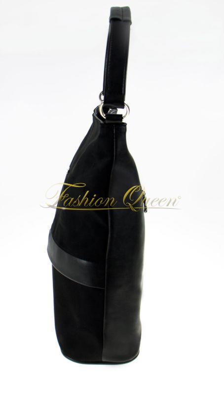 2fd843301 Fashion Queen - Dámske oblečenie a móda - Čierna kabelka