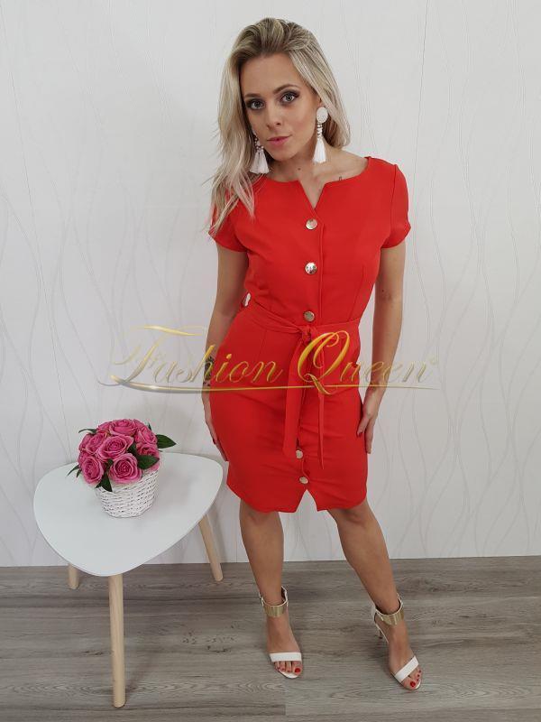 a6a5875326b2 Fashion Queen - Dámske oblečenie a móda - Červené šaty