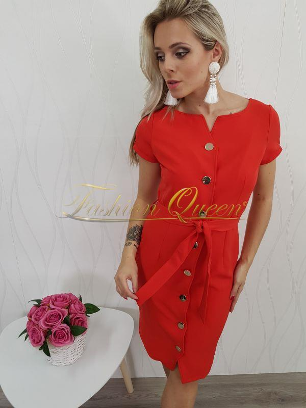 d7fcb2bb7edc Fashion Queen - Dámske oblečenie a móda - Červené šaty