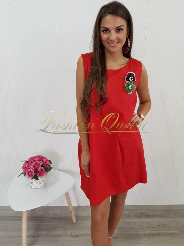 af2c6d617fc4 Fashion Queen - Dámske oblečenie a móda - Šaty s kvetmi a vreckami