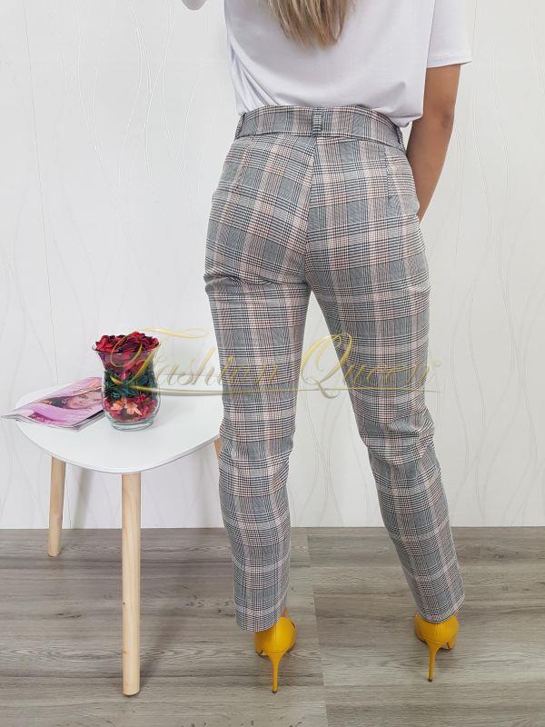 c796ded3a7a5 Fashion Queen - Dámske oblečenie a móda - Kárované nohavice