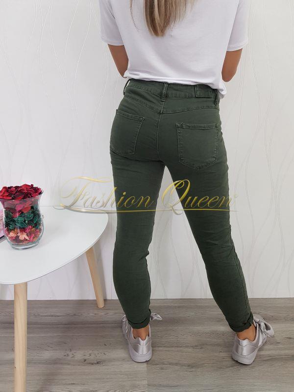 dafaac3fbc64 Fashion Queen - Dámske oblečenie a móda - Nohavice s vreckami