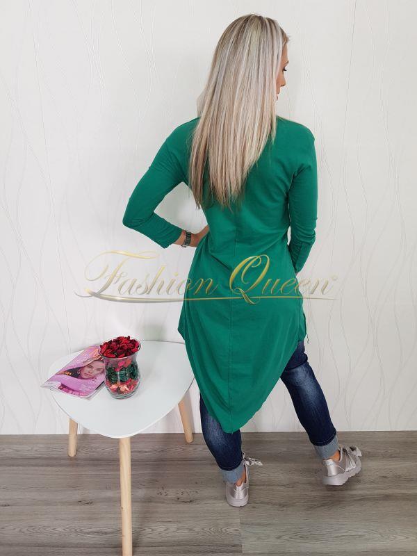 Fashion Queen - Dámske oblečenie a móda - Predĺžené tričko cf0defecc62