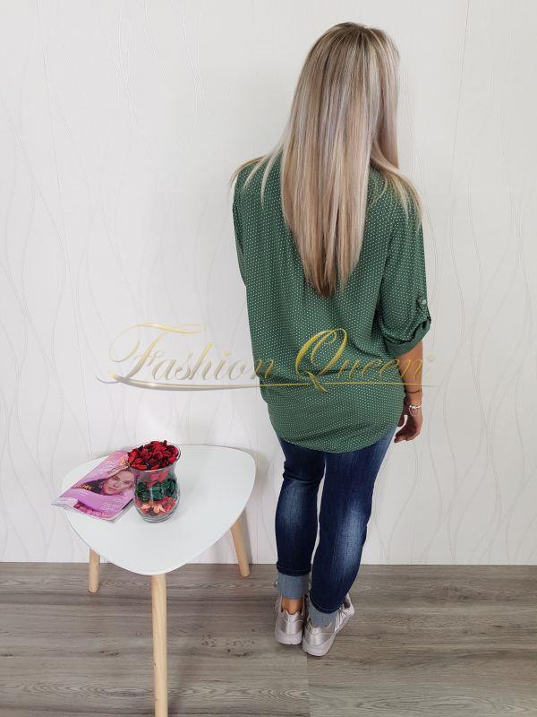 da5b278026d6 Fashion Queen - Dámske oblečenie a móda - Predĺžená košeľa