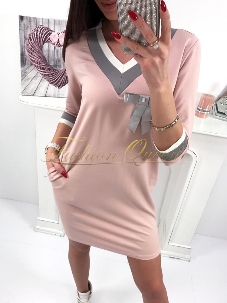 7d1595338ce6 Fashion Queen - Dámske oblečenie a móda - Šaty s mašľou